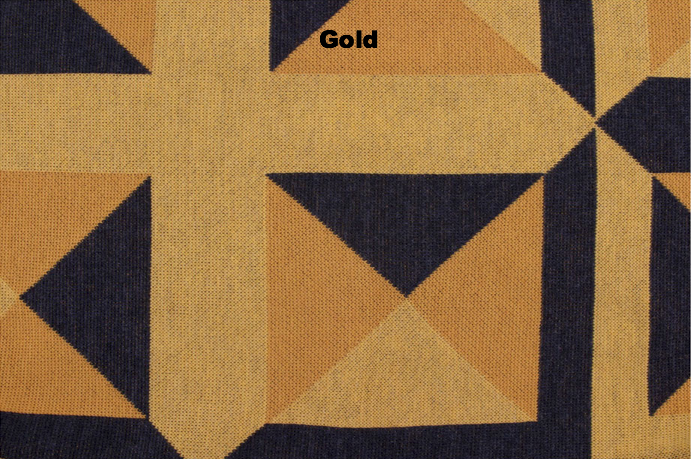 BLANKETS - TURN IT UP - MERINO WOOL - Gold - Extra Small