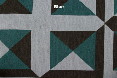 BLANKETS - TURN IT UP - MERINO WOOL - Blue - Extra Small
