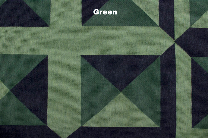 BLANKETS - TURN IT UP - MERINO WOOL - Green - Extra Small