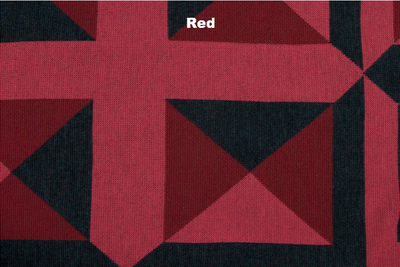 BLANKETS - TURN IT UP - MERINO WOOL - Red - Extra Small