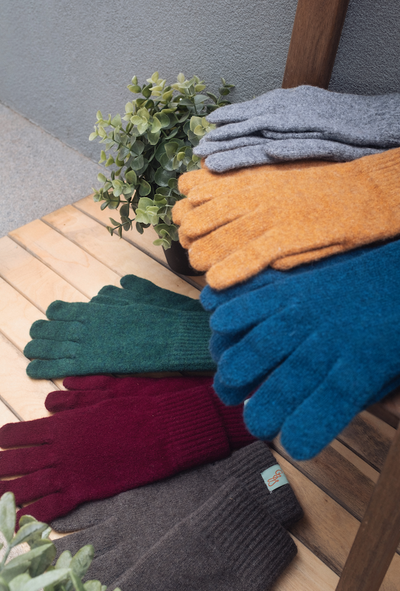 GLOVES - GLOVES - LAMBSWOOL -  -