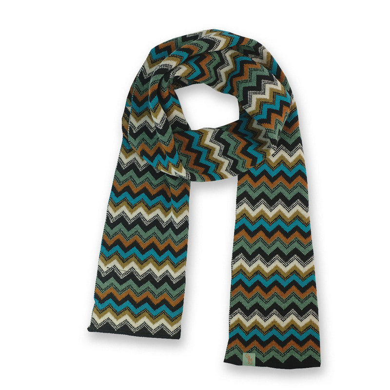 SCARVES - UPSIDE DOWN - MERINO -  -