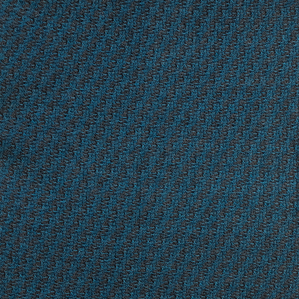 SCARVES - WHISPER - MERINO - Peacock Blue -