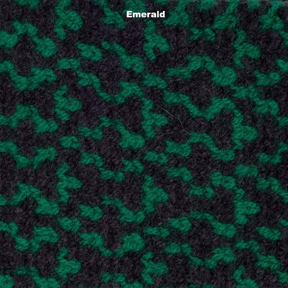 SCARVES - TEE PEE - LAMBSWOOL - Emerald -