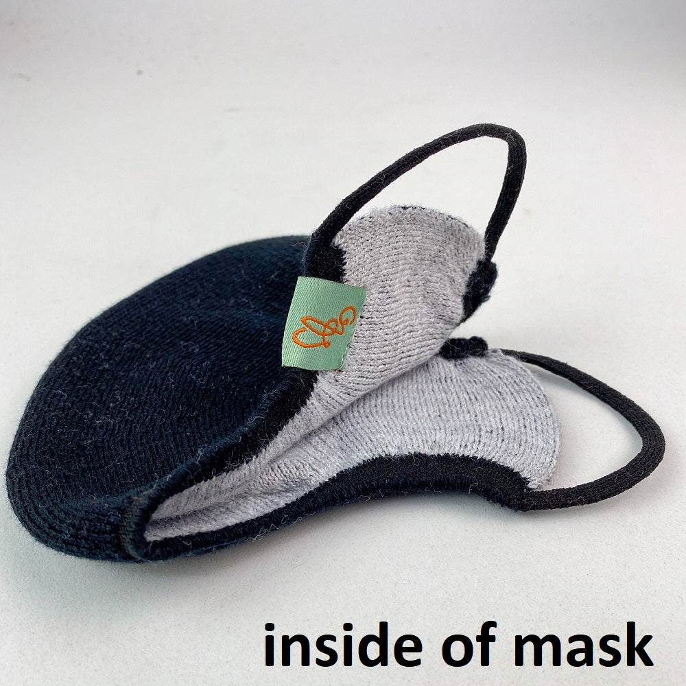 Deluxe Face Mask - REUSABLE - WASHABLE -  -