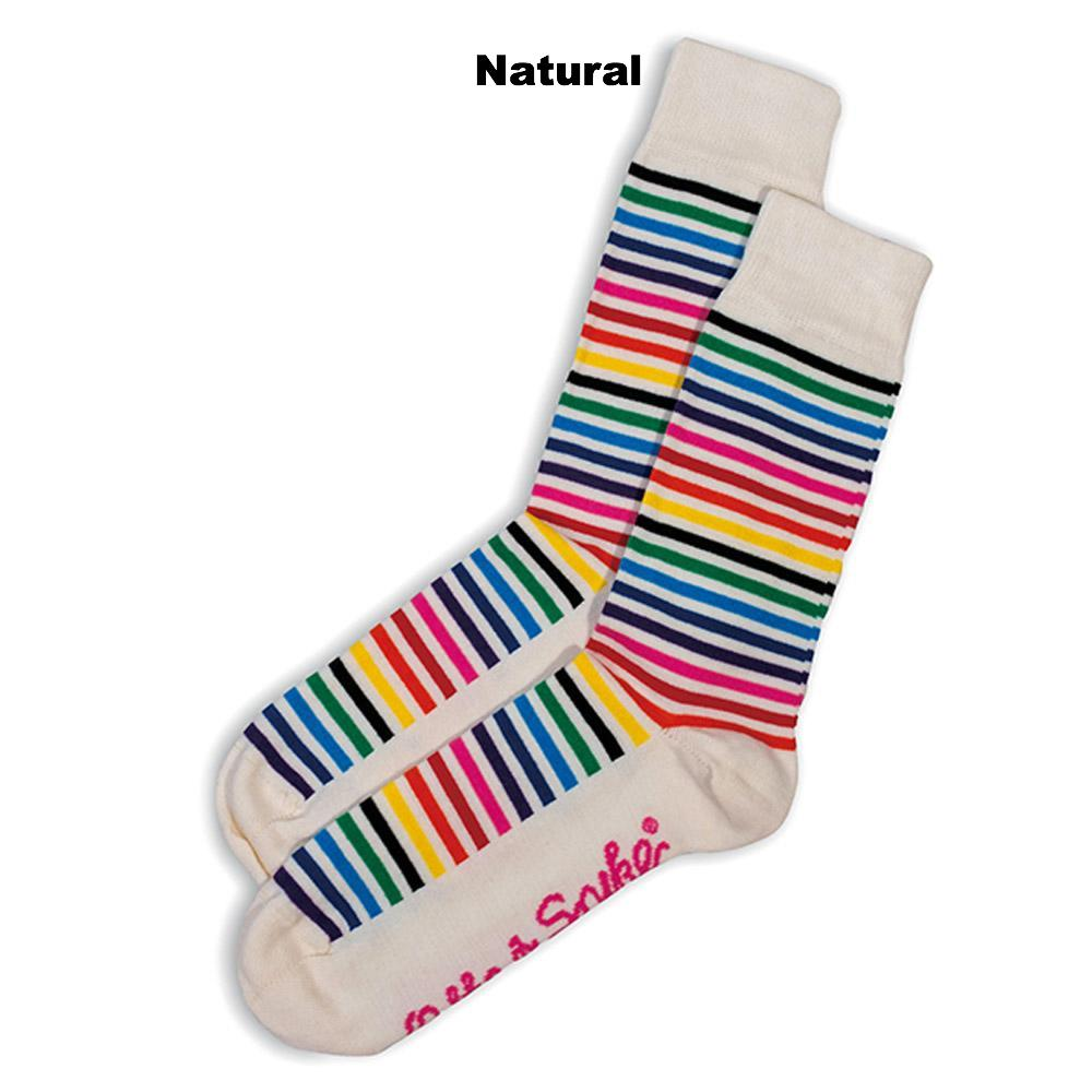 PANTONIA - AUSTRALIAN COTTON - SOCKS - 2-8 - Natural