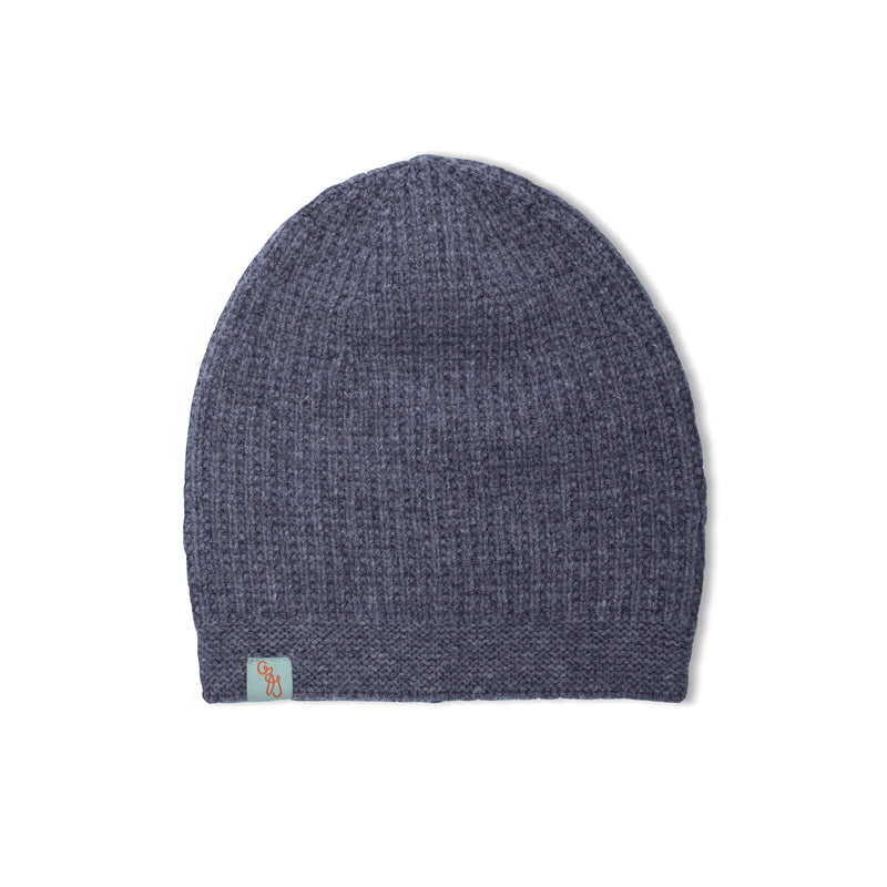 BEANIES - SURGE - LAMBSWOOL - College Grey / Main Image -