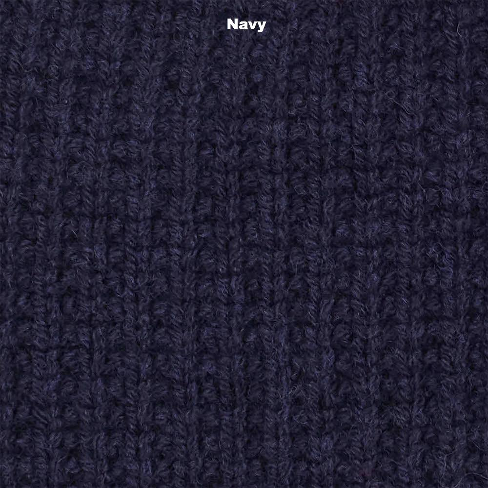 BEANIES - SURG - LAMBSWOOL - Navy -