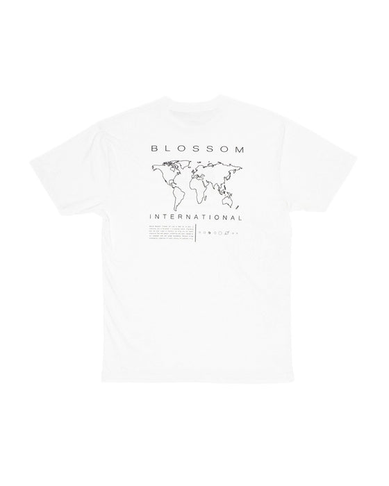 Blossom International - White