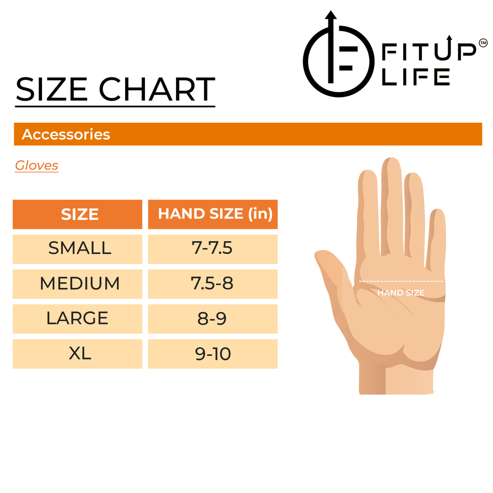 Gym Gloves - Fitup Life