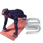 S Type Push up Bar Set