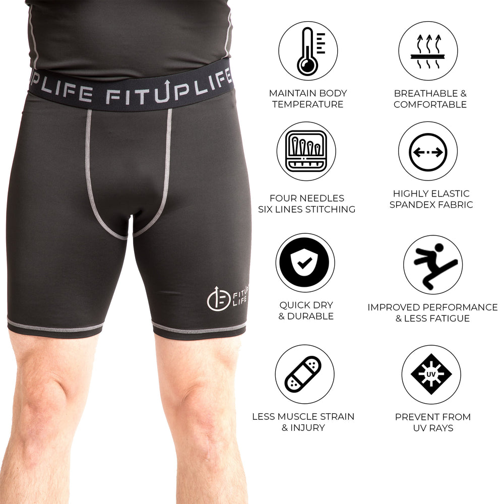 Men Compression Short