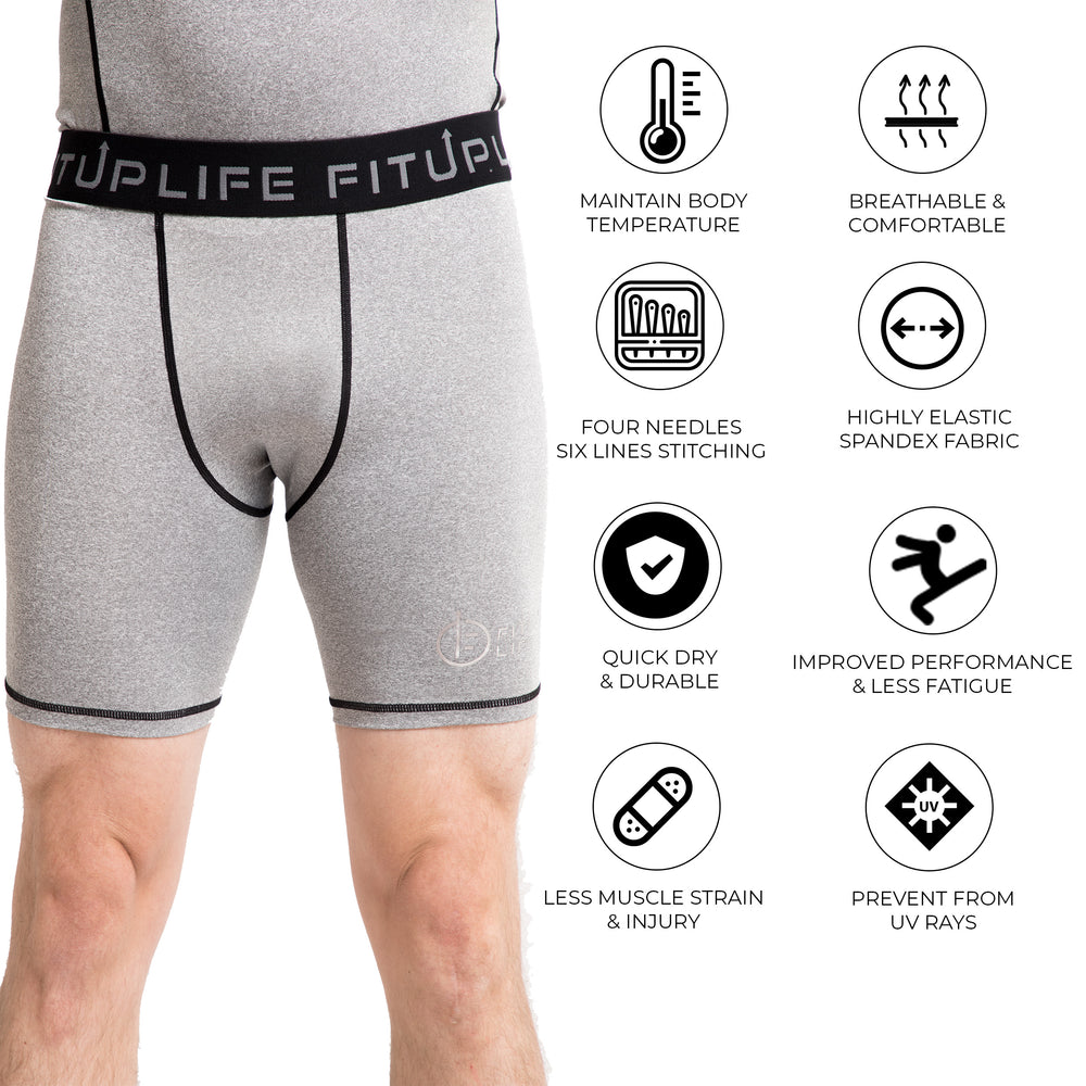 Men Compression Short - Fitup Life