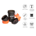 BPA Free Gym Shaker 500ml