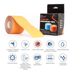 Kinesiology Tape(Orange)