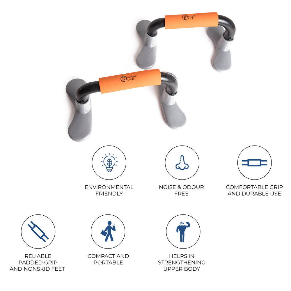 PushUp Bar Set - Fitup Life