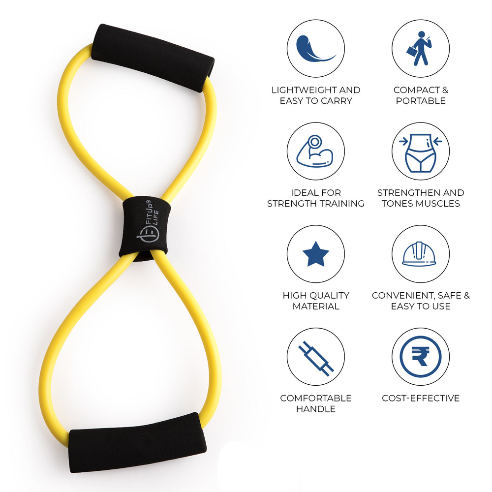 Yellow Soft Toning Expander (6x10x100 mm) - Fitup Life