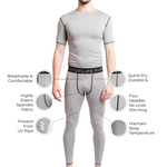 Men Full Compression Pants - Fitup Life