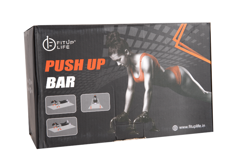 S Type Push up Bar Set - Fitup Life