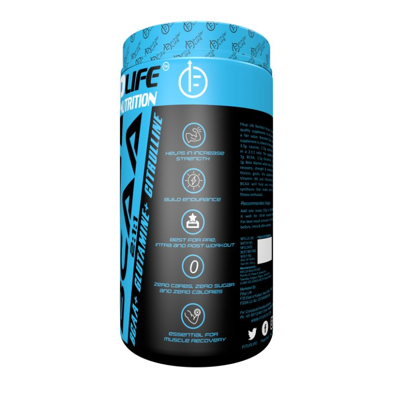 Bcaa Pro Sensation (Watermelon) - Fitup Life