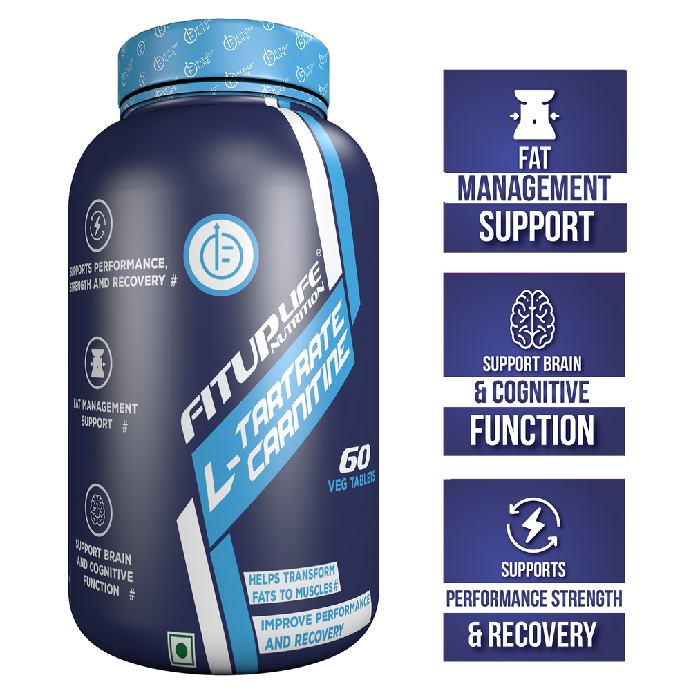L Carnitine L Tartrate - Fitup Life