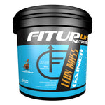 Lean Mass Gainer 5kg(Double Chocolate Mousse) - Fitup Life
