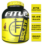 Isolate Whey Protein 2kg (Flavoured) - Fitup Life