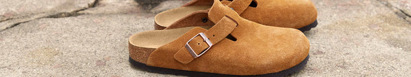 Suede styles for Men