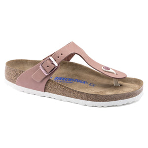 BIRKENSTOCK Gizeh Soft Footbed Old Rose Sandal