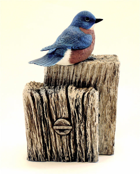 Bluebird Post and Beam