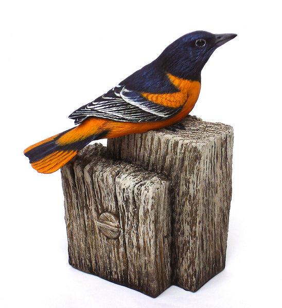 "Baltimore Oriole ""Post and Beam"""