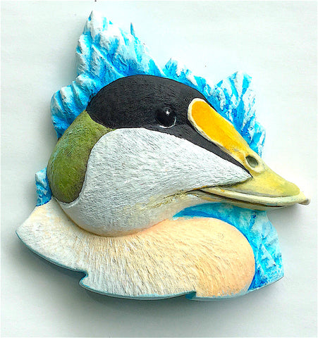 Common Eider 2018 Christmas Tree Ornament