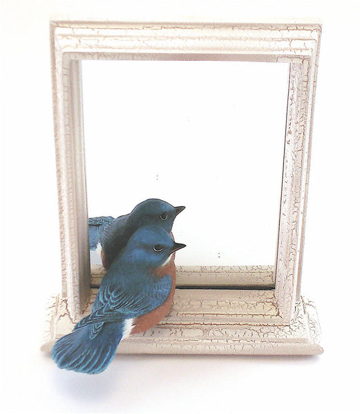 Eastern Bluebird Preview Mirror