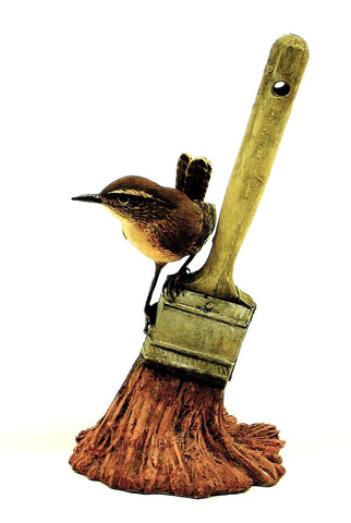 "Winter Wren ""Artist's Proof"""
