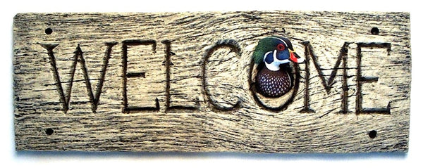 Wood Duck Welcome