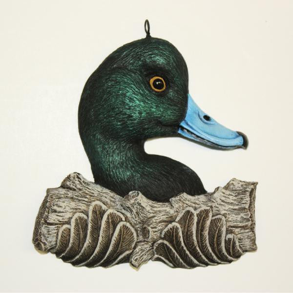 Greater Scaup 2009 Christmas Tree Ornament