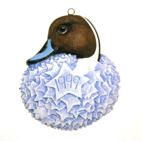 Pintail 1999 Christmas Tree Ornament