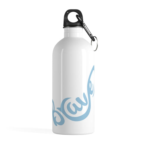 Brave Stainless Steel Water Bottle