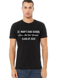 St. Mary's Senior Skip 2020-Black