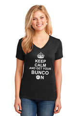 Keep Calm and Get Your Bunco On