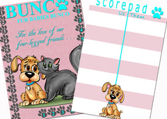 Fur Babies Bunco