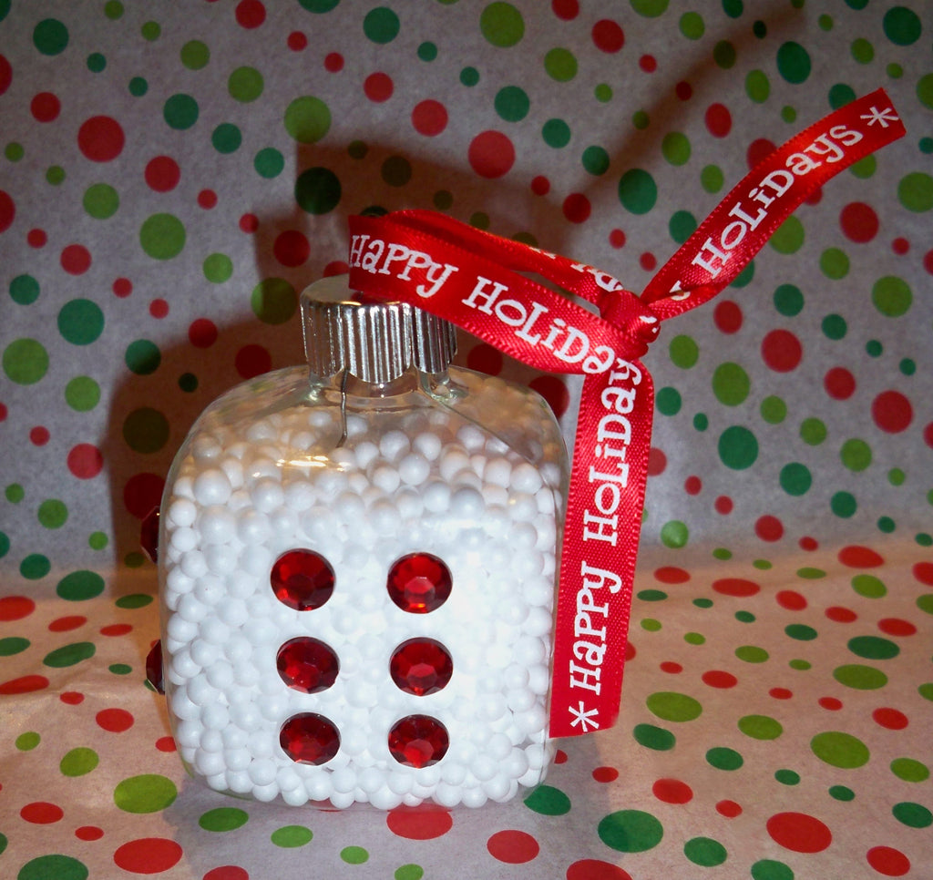 Bunco Dice Ornament (3) | 4 Sisters Bunco