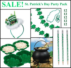 St. Patrick's Day Party Pack Special