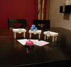Miniature Bunco Tables