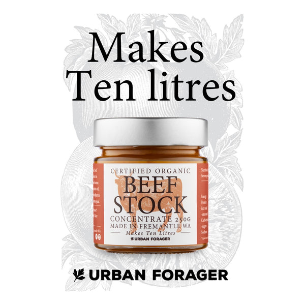 Product Focus - Urban Forager Organic Stock Concentrate