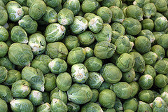 BRUSSEL SPROUTS Organic 250g