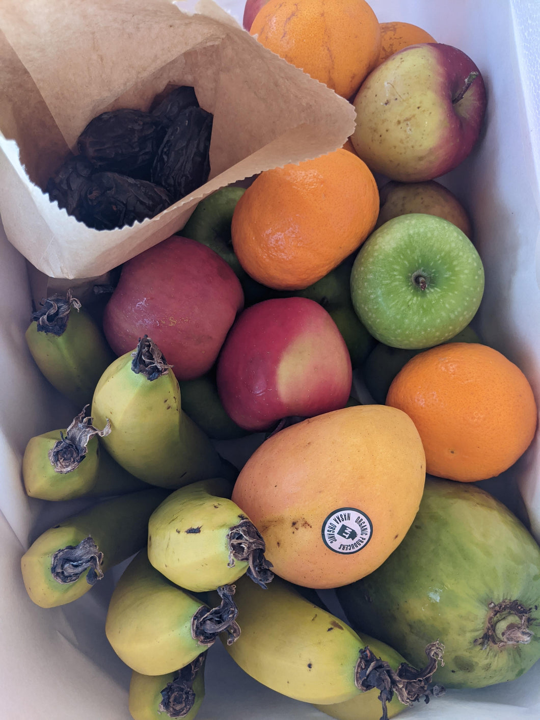 Quick Pick Fruit Box