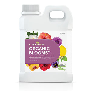 Life Force ORGANIC BLOOMS 1L Garden Supplement