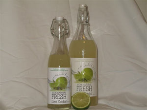 Suncoast Limes LIME CORDIAL 500ml