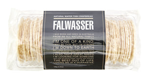 Falwasser Wafer Thin Crisp Bread Natural 120g